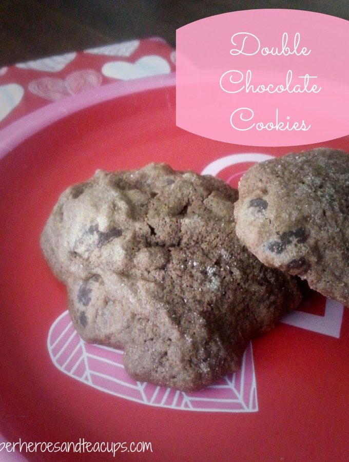 Double Chocolate Cookie Recipe