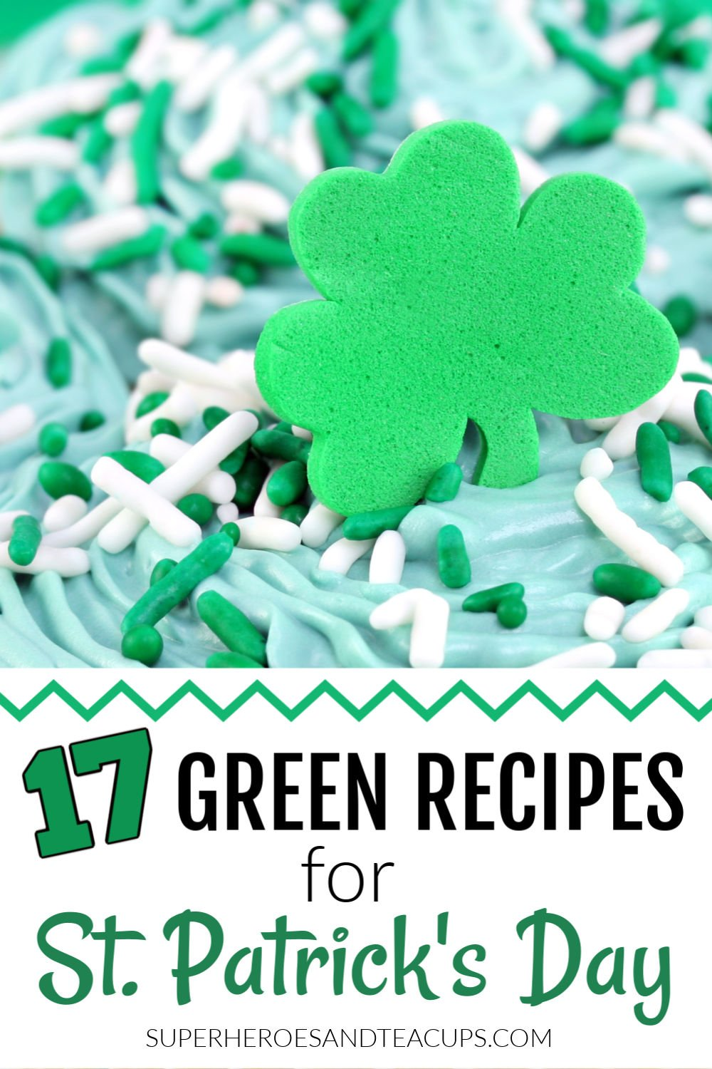 17 Green Recipes for St. Patrick's Day