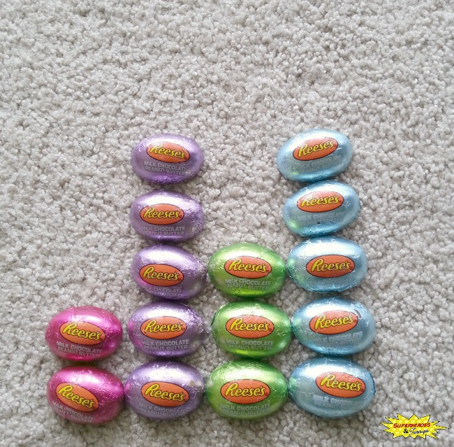 Easter Candy Learning Activities