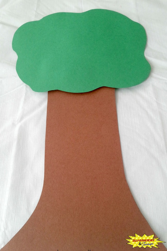 Make a Tree for You Math Activity