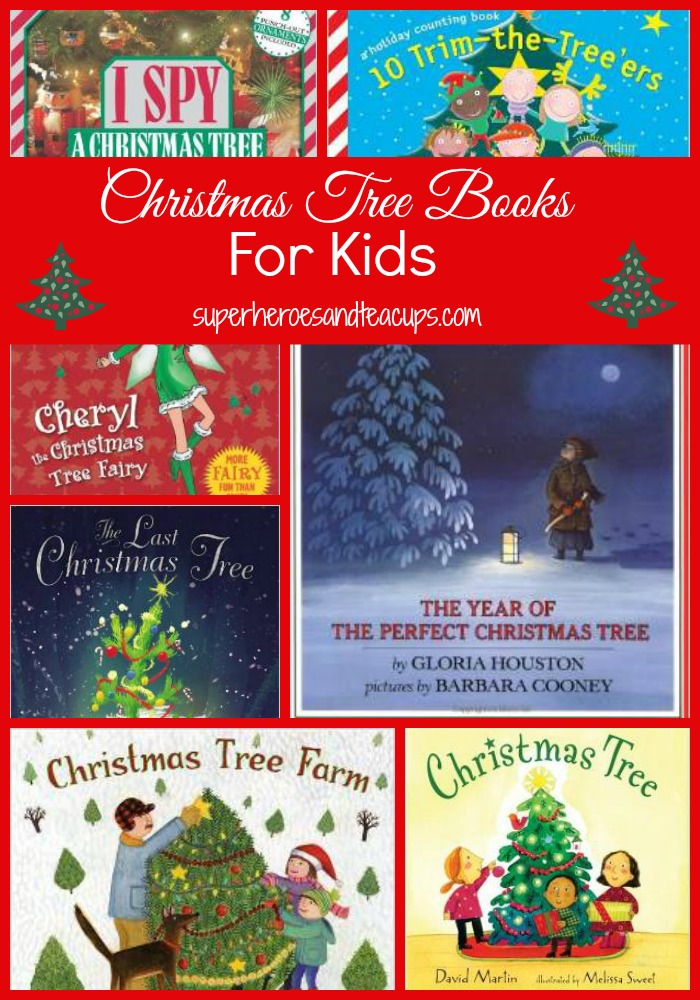 Christmas Tree Books for Kids