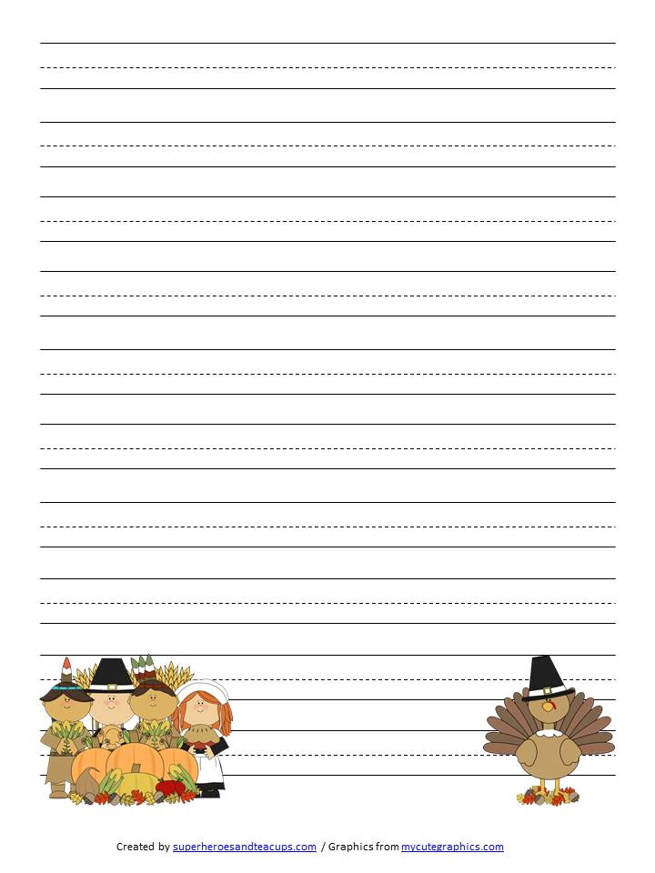 printable thanksgiving writing paper A blank sheet of writing paper with a thanksgiving theme download printable categories printable paper thanksgiving writing next printable: thanksgiving writing paper #4 » previous.