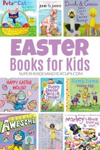 Easter Books for Kids of All Ages