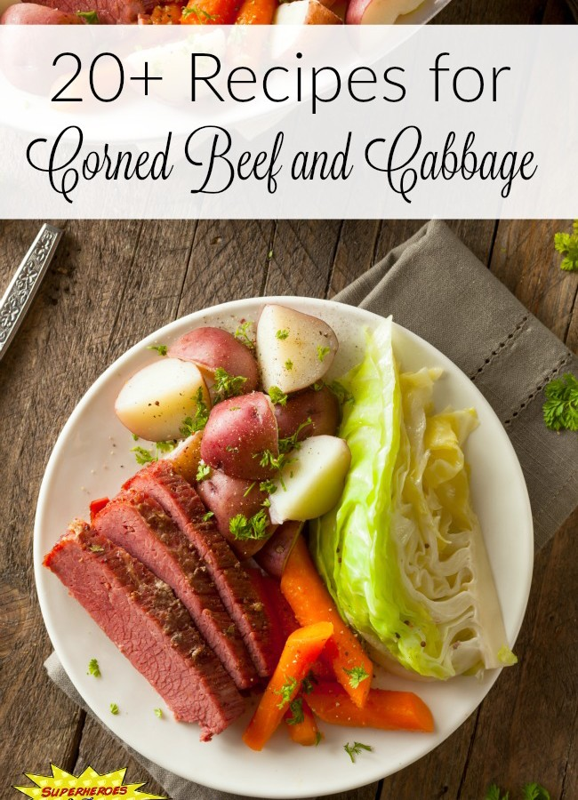 Recipes for Corned Beef and Cabbage