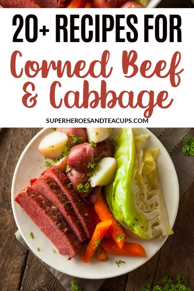 Delicious Recipes for Corned Beef and Cabbage