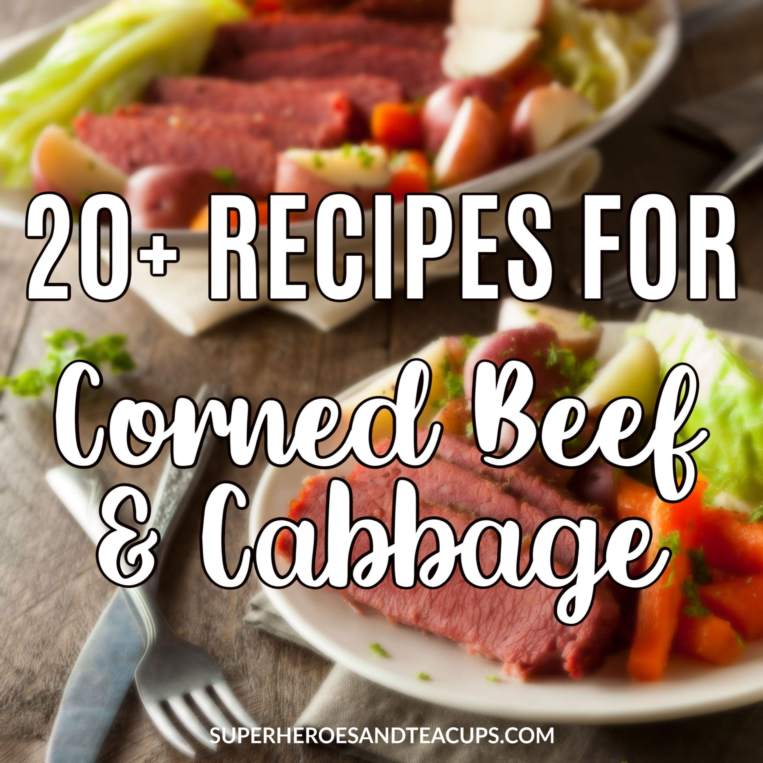 Recipes for leftover corned beef and cabbage