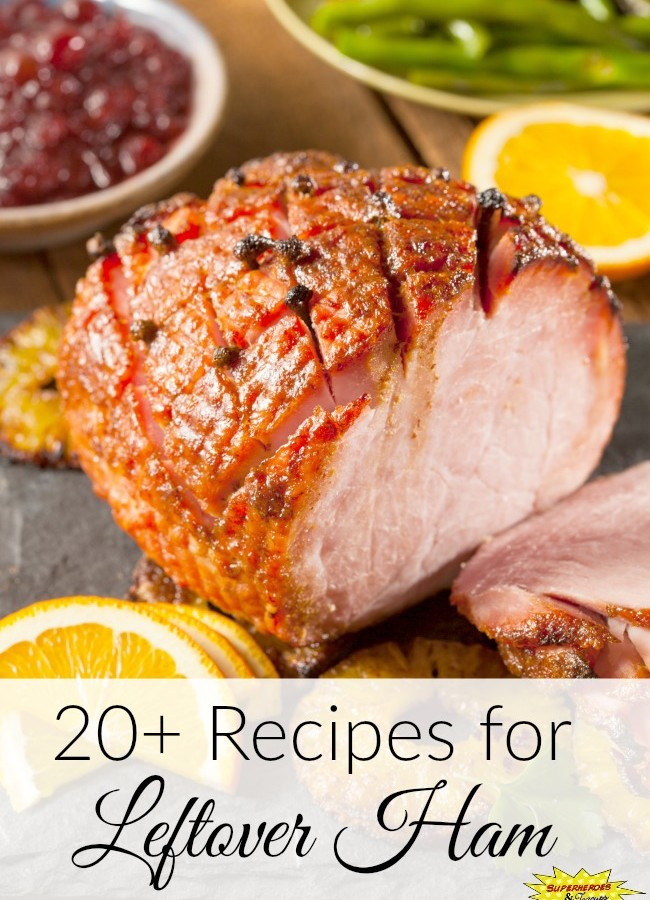 20+ Recipes for Leftover Ham