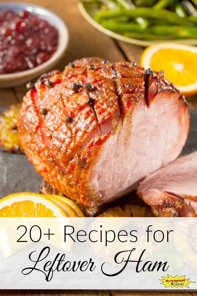 Recipes for Leftover Ham