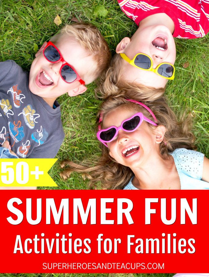 Summer Fun Activities for Families