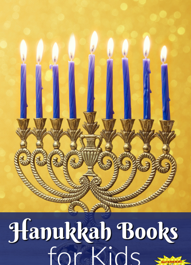 8 of the Best Hanukkah Books for Kids