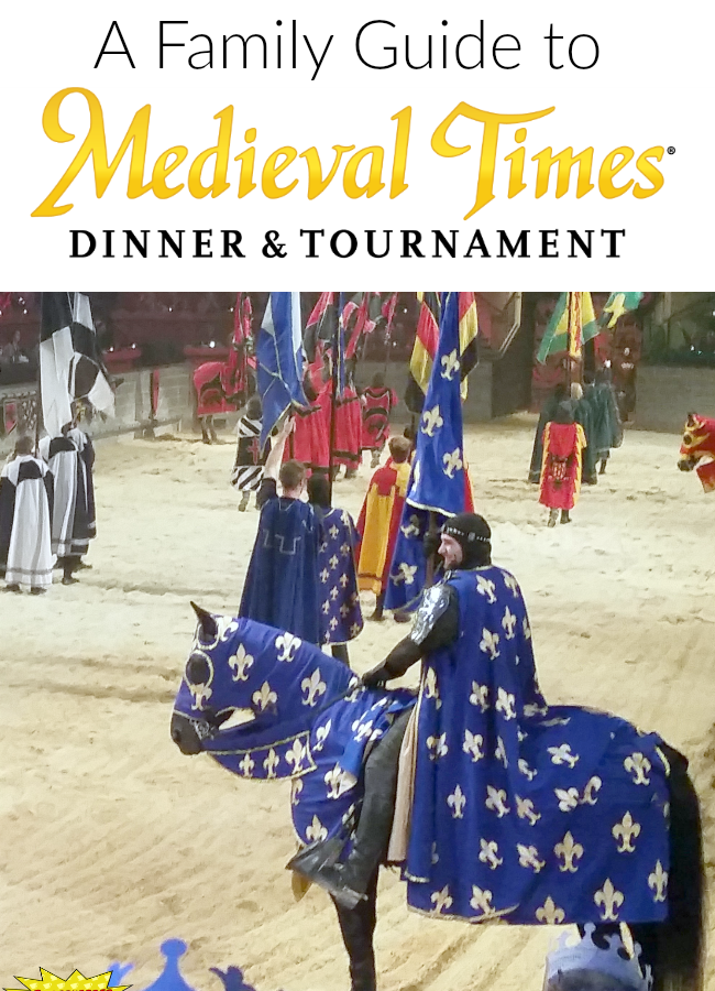 A Family Guide to Medieval Times Dinner and Tournament