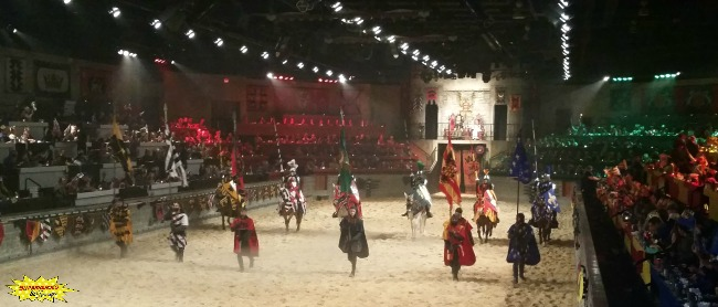 Family Guide to Medieval Times Dinner and Tournament