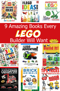 Books for LEGO Builders