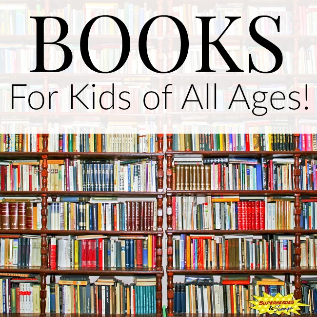 Books for Kids of All Ages
