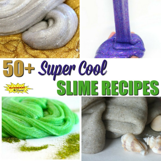 50+ Slime Recipes