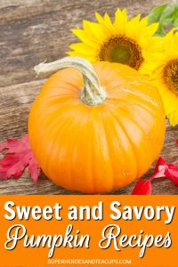 Sweet and Savory Pumpkin Recipes