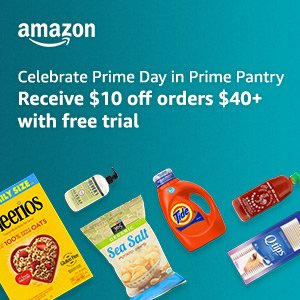 Take Advantage of Amazon Prime Day