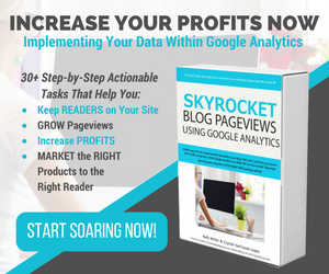 Skyrocket Blog Pageviews