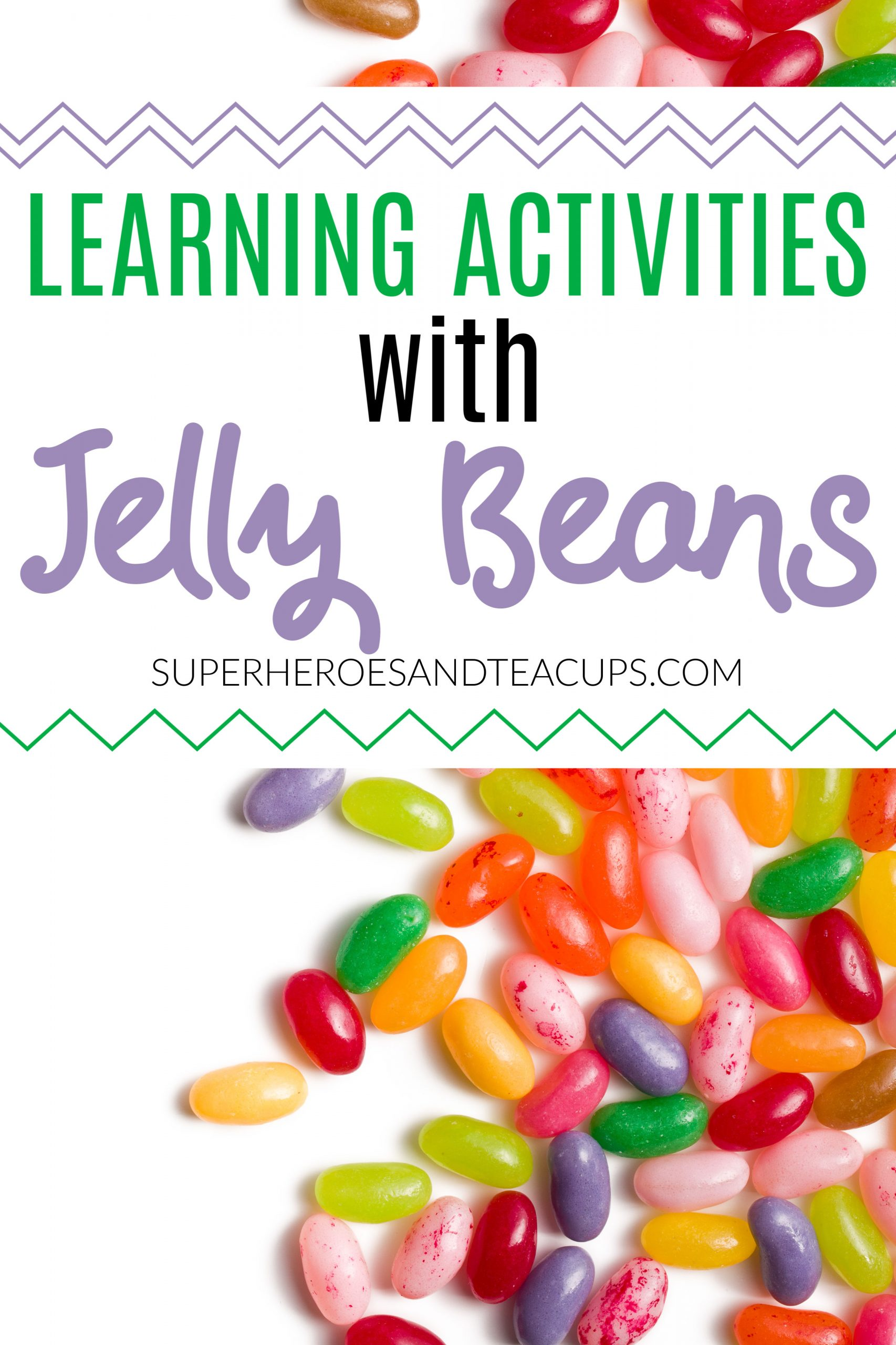 Learning Activities with Jelly Beans