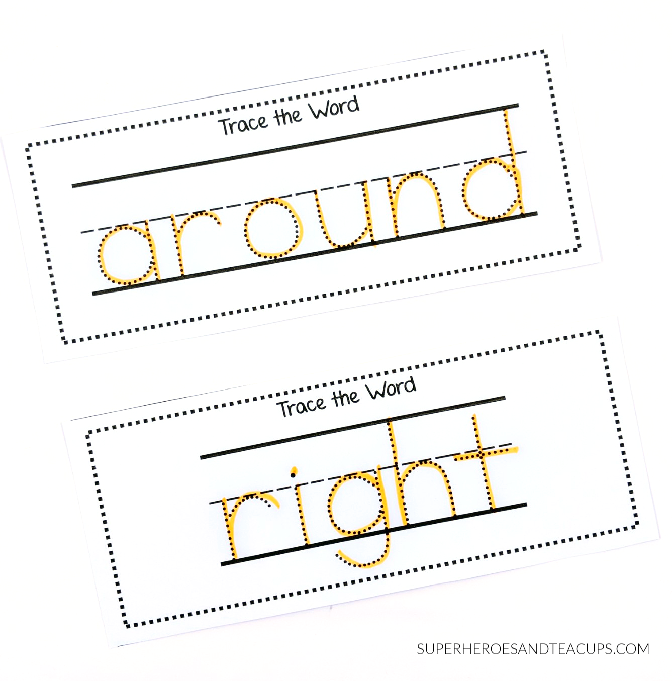 Dolch Sight Word Activities for Second Grade